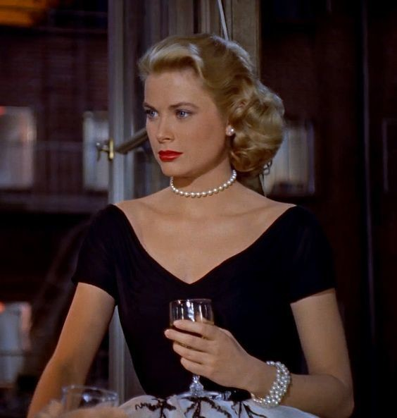 Image result for grace kelly rear window