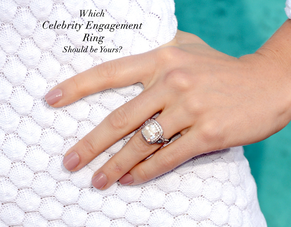 Which Celebrity Engagement Ring Should Be Yours