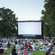 Go To A Movie In The Park