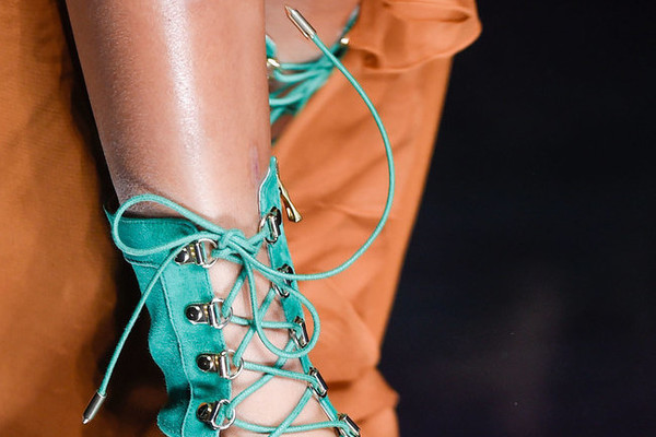 The Fiercest Runway Shoes of Spring 2016