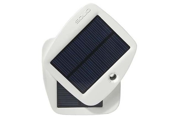 A Solar-Powered Portable Charger for Digital Devices