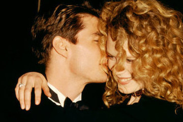 The Golden Couples Of The '90s Golden Globes