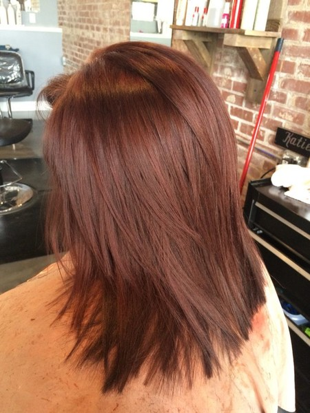 Gorgeous Brown Color Hair Ideas For