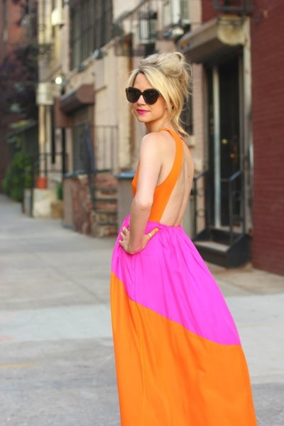 Bright and Backless