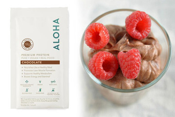 Recipe to Try: Protein Powder Chocolate Mousse