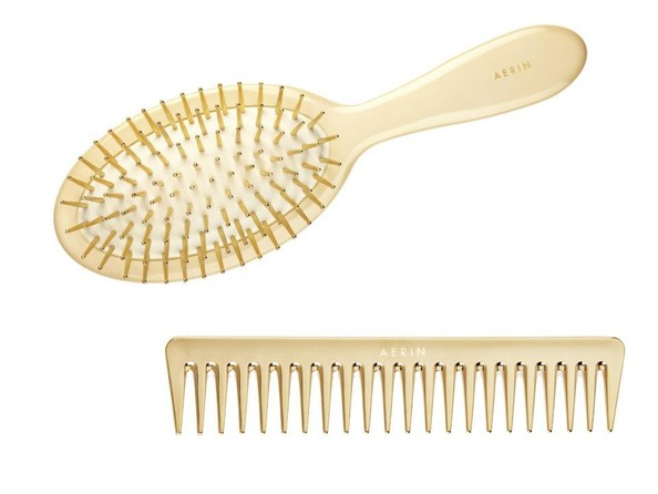 Gilded Hair Tools