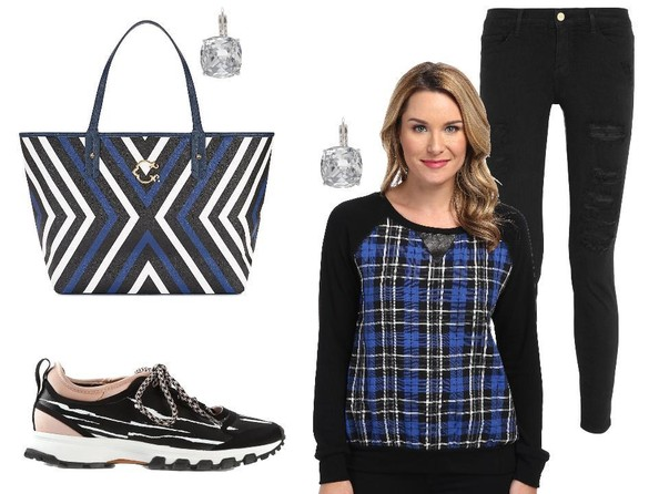 A Sporty Style Like Mindy Kaling's on 'The Mindy Project'