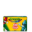 Cashing In Your 50 Count Crayolas For 120 Count