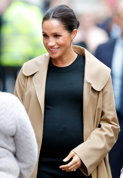 Meghan Received Four Patronages