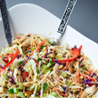 Chop Up An Asian Chicken Salad