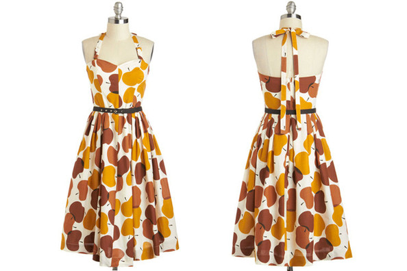 Modcloth's Apples Dress