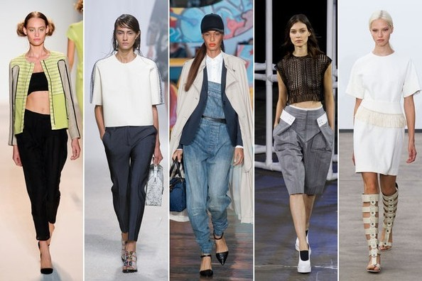 Top 10 Spring 2014 Trends From New York Fashion Week