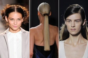 Spring Hair Trend: Gold Accessories