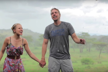 Kristen Bell and Dax Shepherd's 'Africa' Vacation Video is a Thing of Wacky Beauty