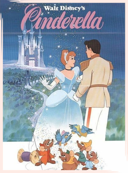 We Can't Get Enough Of These Vintage Disney Posters