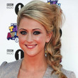 Laura Trott's Loose Plait
