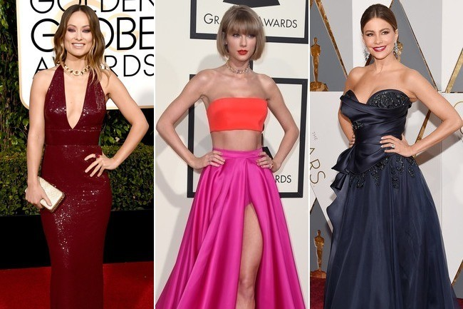 Red Carpet Glamour Ideas