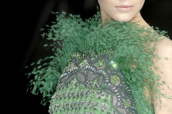 Valentino's Most Stunning Couture Runway Details of the Decade