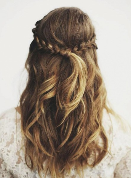 Connected Braids