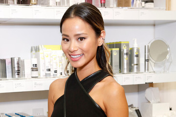 Hair Envy: Jamie Chung's Half Updo Braid
