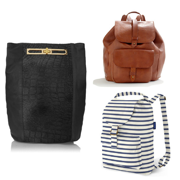 10 Spring Backpacks That Don't Scream 'Kindergarten'