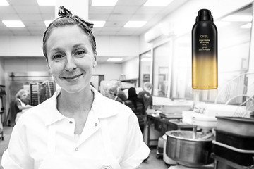 You Complete Me: Christina Tosi's Frizz Fighter
