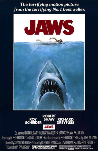 'Jaws' (1975)