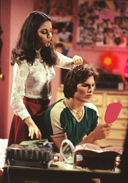 Jackie And Kelso — 'That '70s Show'