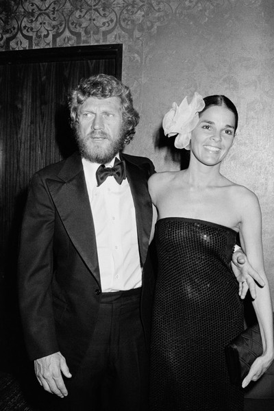 1973: Steve McQueen And Ali MacGraw