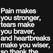 Thank the Past Quote