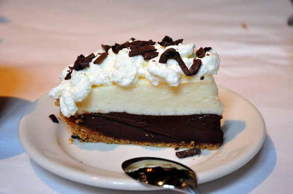 MISSISSIPPI: Black Bottom Pie at Weidmann's in Meridian