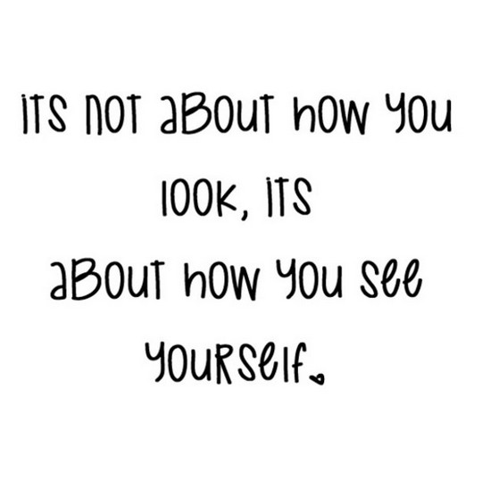 How You Look Quote