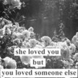 Loving Someone Else Quote