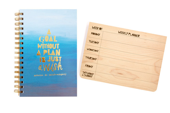 100% Recycled Paper Goal Keepers