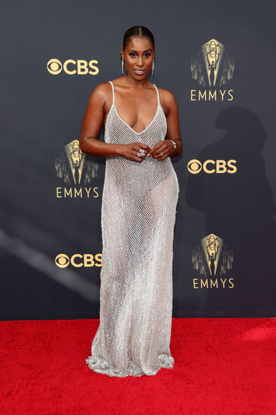Issa Rae At The 2021 Emmy Awards