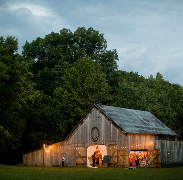 The Barn at Cedar Grove in Greensburg, Kentucky