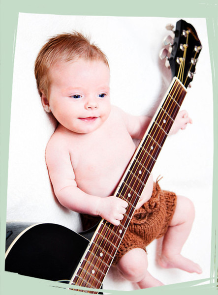 Baby Names Inspired By Your Favorite Songs