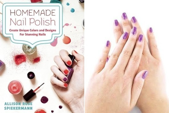 Weekend Beauty Dare: Make Your Own Nail Polish From Eyeshadow