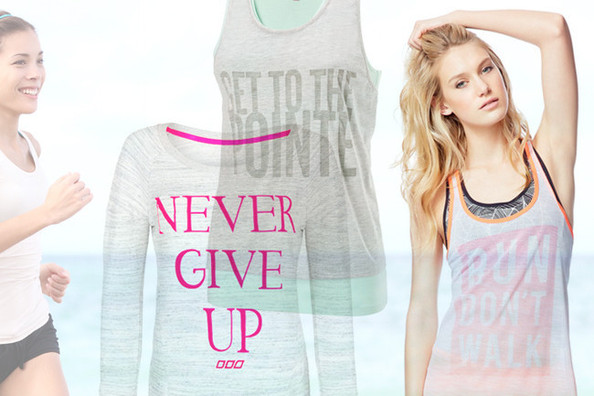 Market Watch: Motivational Fitness Shirts