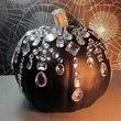 Bejewelled Pumpkin