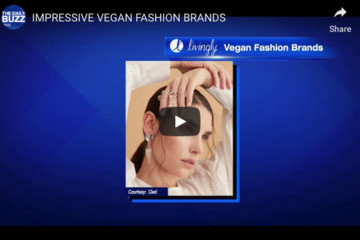 Vegan Fashion Brands We Love