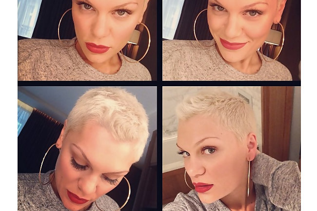 Jessie J Hairstyle: 4 Quick Tricks For Rocking A Boyish Buzzcut, As