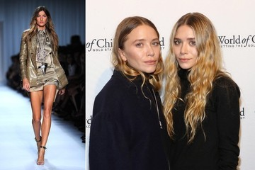Gisele to Step Off the Runway, The Olsen Twins are Up For a Top Award and More