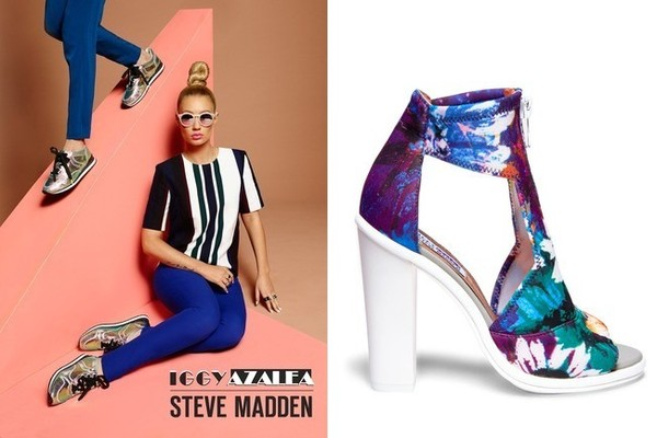 Iggy Azalea's Shoe Collection for Steve Madden is Here - Shopping News -  Livingly