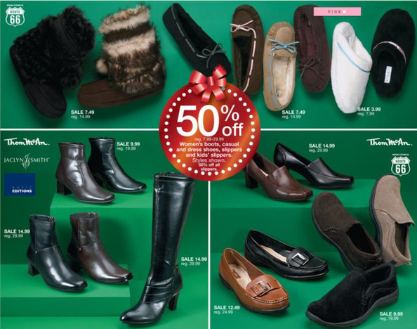 61505d3986164 KMart Black Friday Sale, Including 50% Off Women's Boots - News and ...