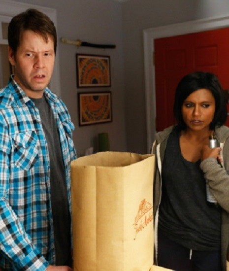 Mindy Lahiri And Morgan Tookers, The Mindy Project