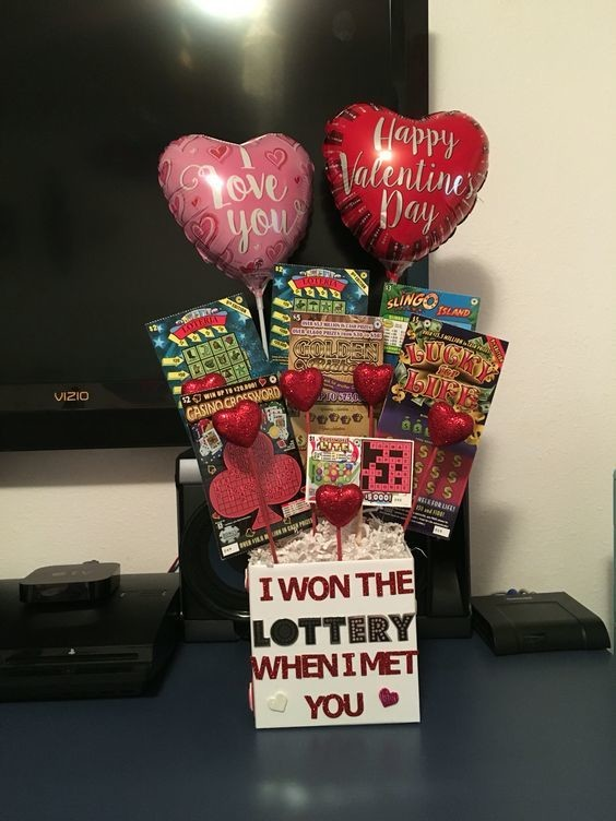 Hit The Jackpot Diy Valentine S Day Gifts He Ll Actually