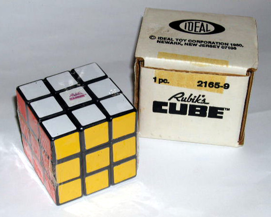 1980 rubik 39 s cube the most popular christmas toy from. Black Bedroom Furniture Sets. Home Design Ideas