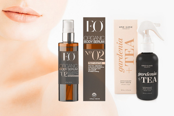Ten Body Serums To Try Right Now