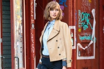 Sneak Peek: Karlie Kloss' NYC Photo Shoot